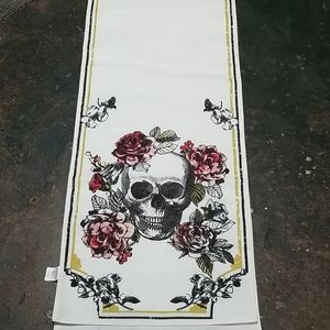 Day of the Dead Tablecloth Runner